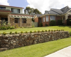 bushrock_retaining_wall
