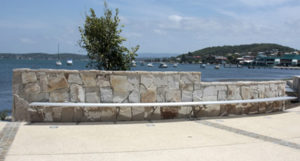 retaining walls Lake Macquarie
